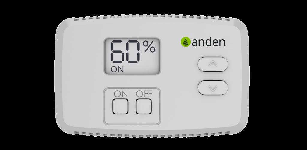 Anden A77 Dehumidifier Control