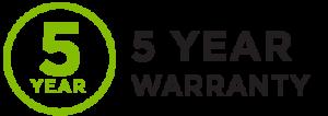 Anden-320V1-Dehumidifier-Icon-Warranty