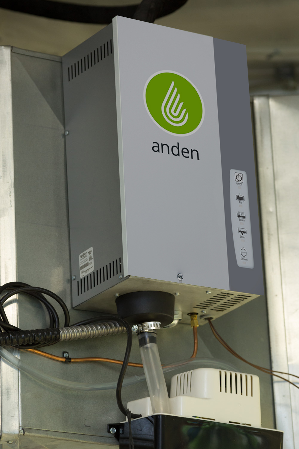 Anden-AS35FP-Model-Steam Humidifier