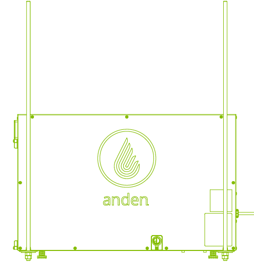 Anden-A210V1-Hanging Kit-Icon-Dehumidifier