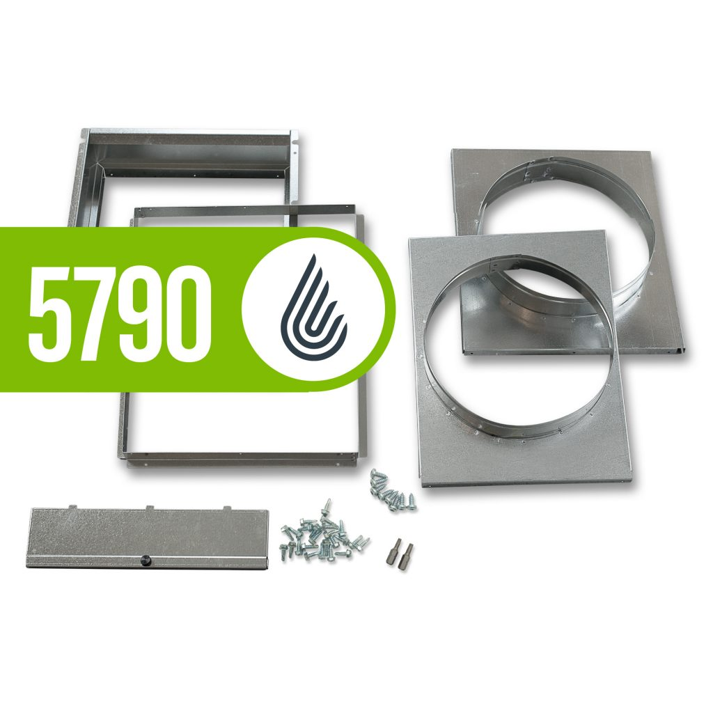 Anden 5790 Round Duct Kit